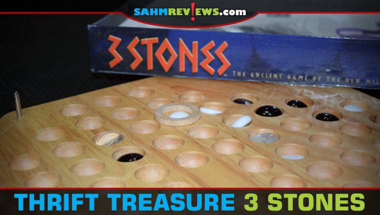 Thrift Treasure: 3 Stones Game