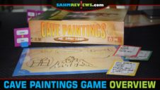 Cave Paintings Drawing Game Overview