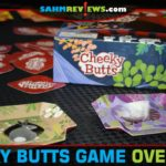 """No """"butts"""" about it, if you enjoy fast-paced family games, you'll have to add Cheeky Butts from Bananagrams to your game night! - SahmReviews.com"""