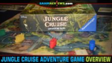 Jungle Cruise Adventure Game Overview