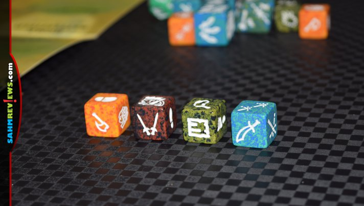 Dragon Dice is getting a second life thanks to a new publisher picking up the license. We found an original copy by TSR on the Facebook Marketplace! - SahmReviews.com