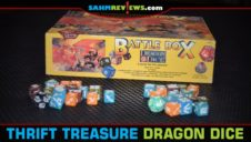 Thrift Treasure: Dragon Dice