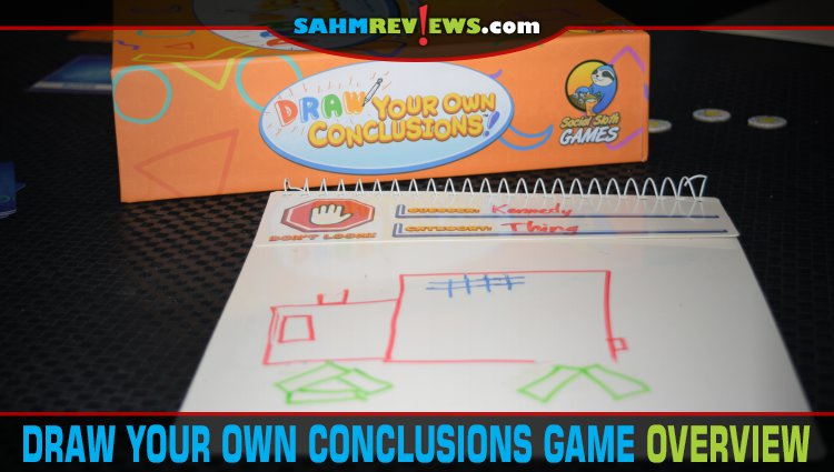 Draw Your Own Conclusions Cooperative Drawing Game