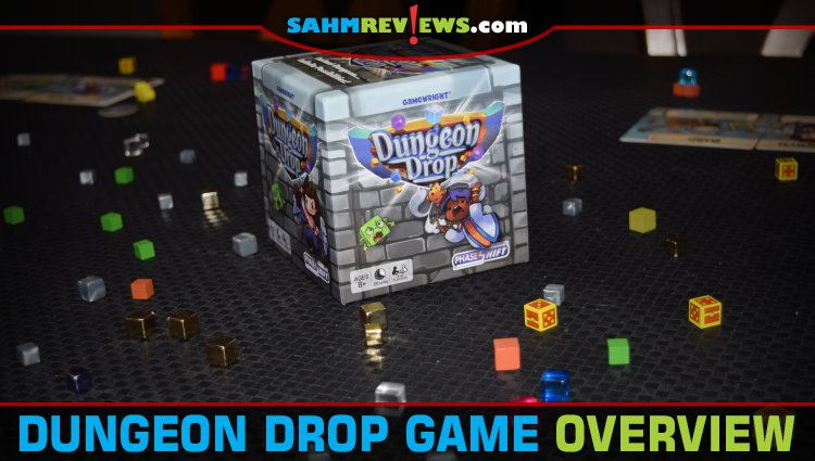 Dungeon Drop Game Overview