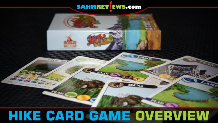 Thrift Treasure: Hike Card Game
