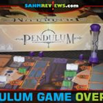 Pendulum is a real-time strategy game from Stonemaier Games. With or without the timers, you'll need to use your moves wisely to come out ahead. - SahmReviews.com