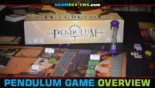 Pendulum Board Game Overview