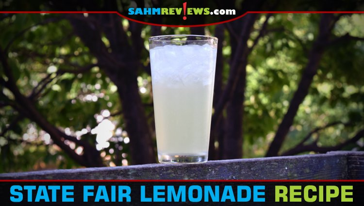 The Perfect State Fair Lemonade Recipe