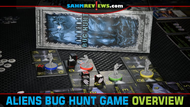 Aliens: Bug Hunt Cooperative Game Overview