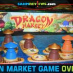 Combine luck with puzzle skills to jump from boat to boat collecting treasures for the princess in Dragon Market from Blue Orange Games. - SahmReviews.com