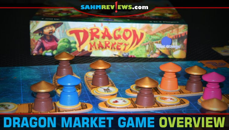 Dragon Market Game Overview