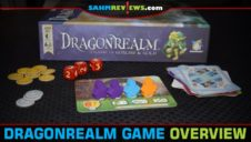Dragonrealm Card Game Overview