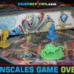 Dragonscales by Arcane Wonders reminded us of a game we played years ago. It turned out, it was the exact same game with new art and streamlined rules! - SahmReviews.com