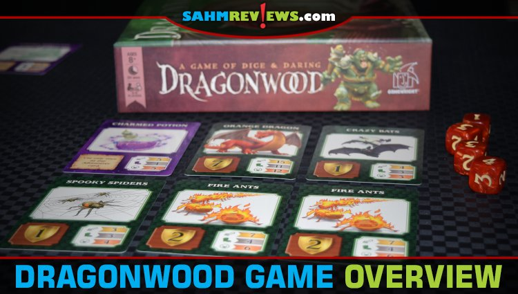 Dragonwood Card Game Overview
