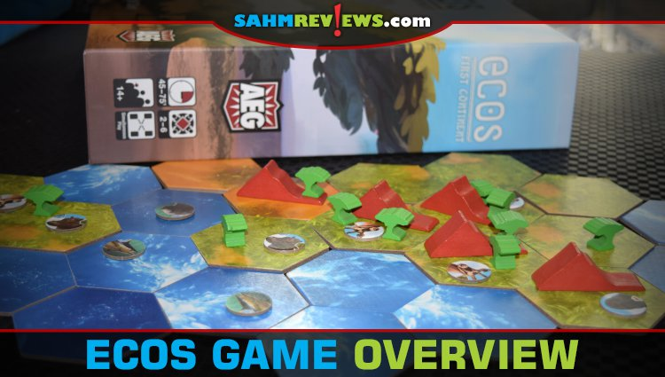 Ecos: First Continent Board Game Overview