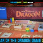 Fireworks, scholars, palaces and more. This game overview of In the Year of the Dragon from Alea offers more detail on how to play! - SahmReviews.com