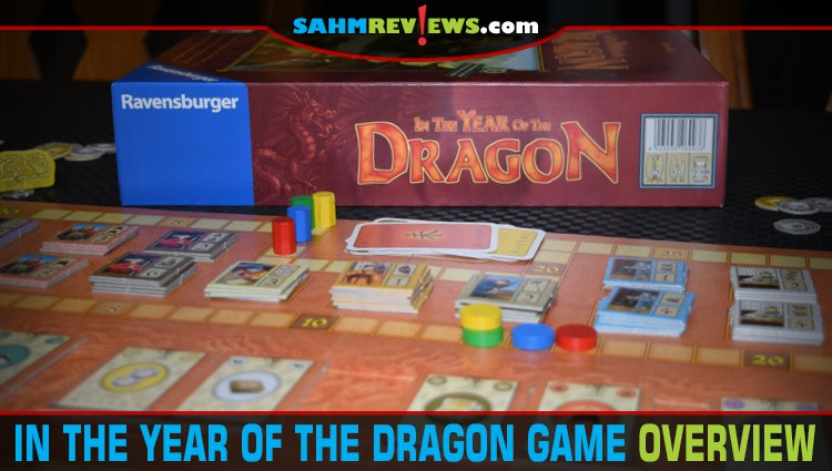 In The Year of the Dragon Strategy Game Overview