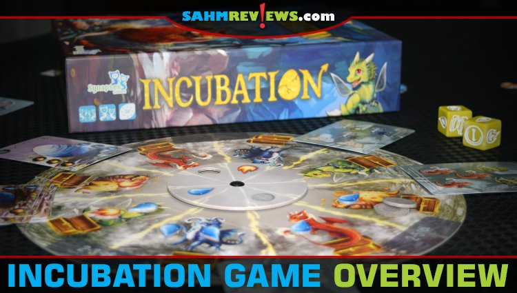 Incubation Board Game Overview