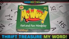 Thrift Treasure: My Word! Card Game