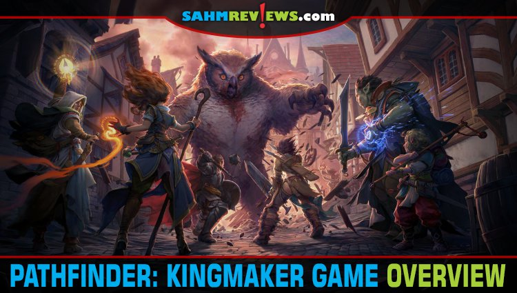 Pathfinder: Kingmaker Video Game Overview