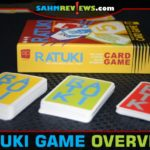 Ratuki by The Op might remind you of other card games you've played. If not, and you're looking for a speed game, this could be a good addition! - SahmReviews.com
