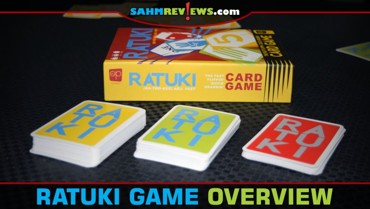 Ratuki Card Game Overview