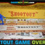 Scarce or rare may mean valuable, but doesn't always mean good. This game of Shootout is a perfect example of why some games should have never been made. - SahmReviews.com