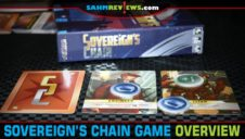 Sovereign's Chain Card Game Overview