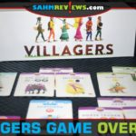 Villagers by Sinister Fish Games is a new take on the city-building genre. Instead of tiles, you're building production chains made of cards. - SahmReviews.com