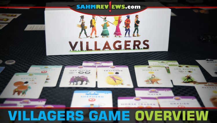 Villagers City- Village-Building Game Overview