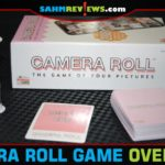 No need to put your devices away when you play Camera Roll party game from Endless Games. In fact, you'll NEED your device in order to play! - SahmReviews.com