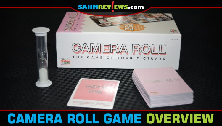 Camera Roll Party Game Overview