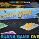 The pirates may have buried the treasures, but the natives are going to claim them in Costa Ruana card game from R&R Games. - SahmReviews.com