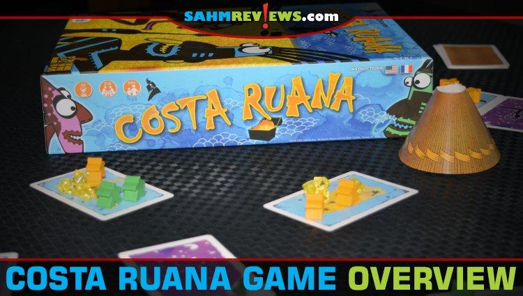Costa Ruana Card Game Overview