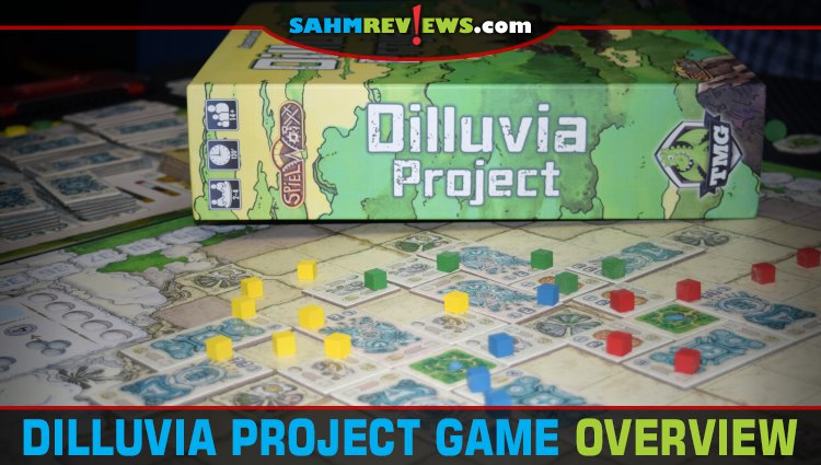 Dilluvia Project Board Game Overview