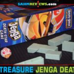 It's Angry Birds meets Star Wars in this week's Thrift Treasure find - Jenga Death Star! Find out which side the fowl support! - SahmReviews.com