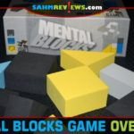 It's all a matter of perspective! Figure out the 3D puzzle with limited information when you play a game of Mental Blocks from Pandasaurus Games. - SahmReviews.com