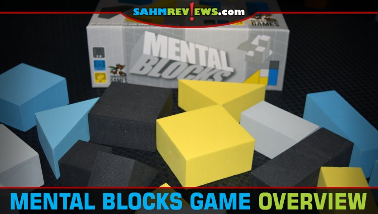 Mental Blocks Cooperative Puzzle Game Overview