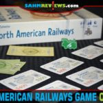 Is it still a train game if there are no tracks? Forge your own opinion by reading more about North American Railways by Flying Lemur Game Studio! - SahmReviews.com