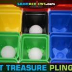 We're training the kids for college by playing PlingPong instead of Cups. It's a lot more difficult, but also a lot more fun. It's this week's Thrift Treasure! - SahmReviews.com