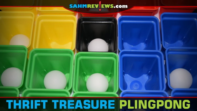 Thrift Treasure: PlingPong Game