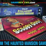 Scooby-Doo! Escape From the Haunted Mansion from The Op is an escape-room style game. Here's your chance to be one of those meddling kids! - SahmReviews.com