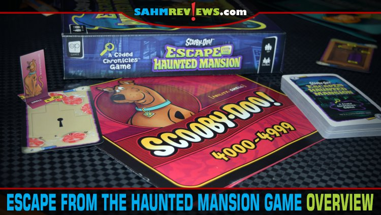 Scooby-Doo! Escape From the Haunted Mansion Game Overview