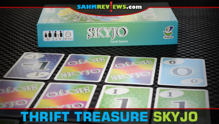 Thrift Treasure: Skyjo Card Game