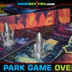Explore various destinations, collect crystals and cash them in for explore points in Space Park strategy game from Keymaster Games. - SahmReviews.com