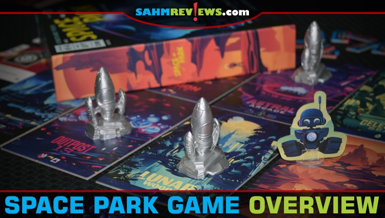 Space Park Strategy Game Overview