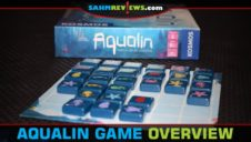 Aqualin 2-Player Puzzle Game Overview