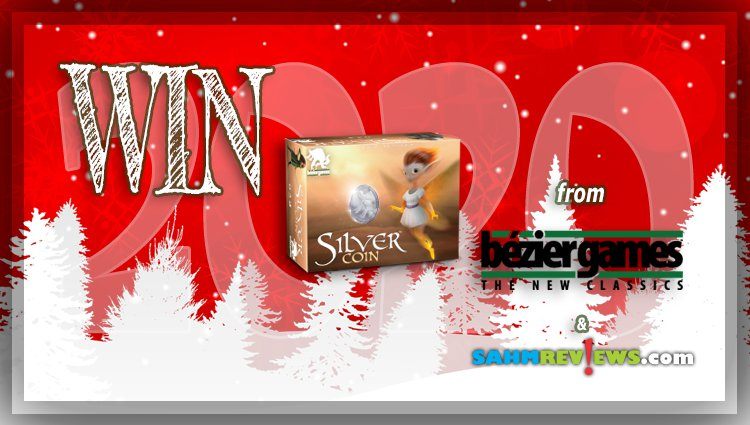 Holiday Giveaways 2020 – Silver Coin Game by Bezier Games