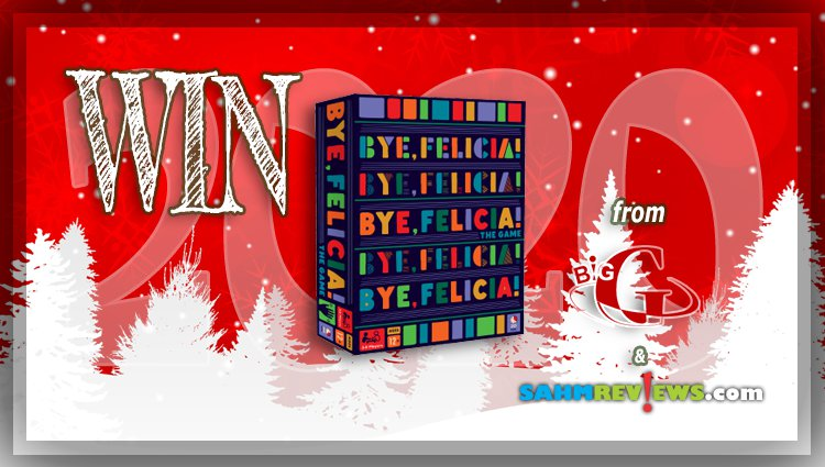 Holiday Giveaways 2020 – Bye, Felicia! Game by Big G Creative