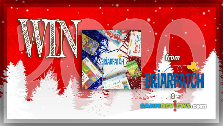 Holiday Giveaways 2020 – Game Prize Package by Briarpatch